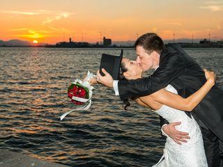 Le nozze di Alvaro e Manuela