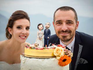 Le nozze di Michela e Roberto