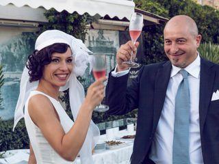 Le nozze di Vania e Claudio