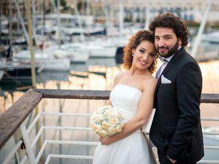 Le nozze di Antonio e Flavia 1