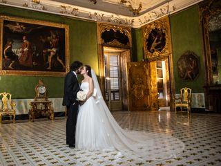 Le nozze di Antonio e Flavia