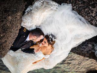 Le nozze di Irene e Alberto