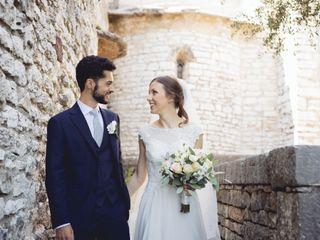 Le nozze di Anna Maria e Giovanni