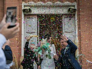 Le nozze di Luca e Denise