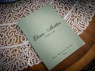 Le nozze di Elena e Mattia 1
