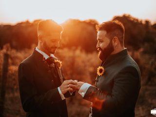 Le nozze di Andrea  e Luigi