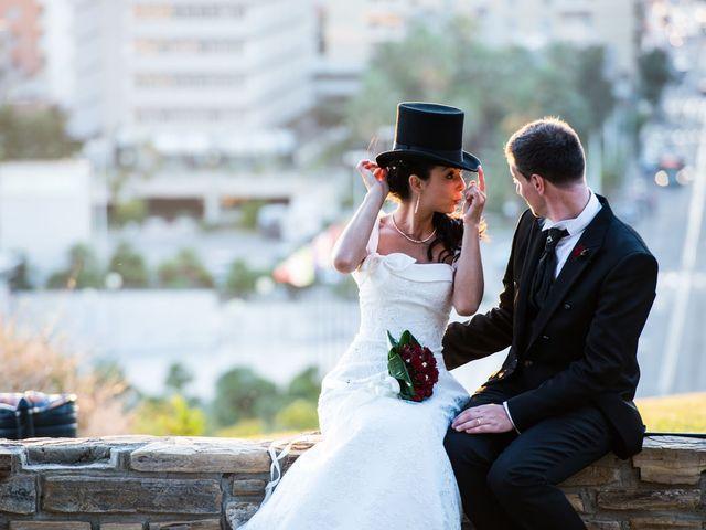 Il matrimonio di Manuela e Alvaro a Cagliari, Cagliari 9