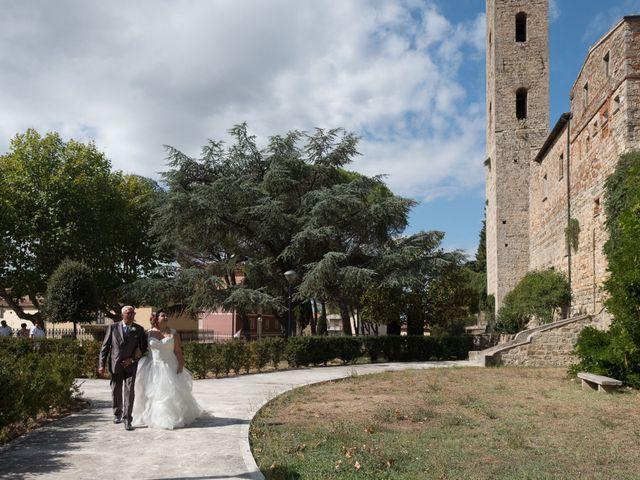 Il matrimonio di Andrea e Chiara a Massa Marittima, Grosseto 8