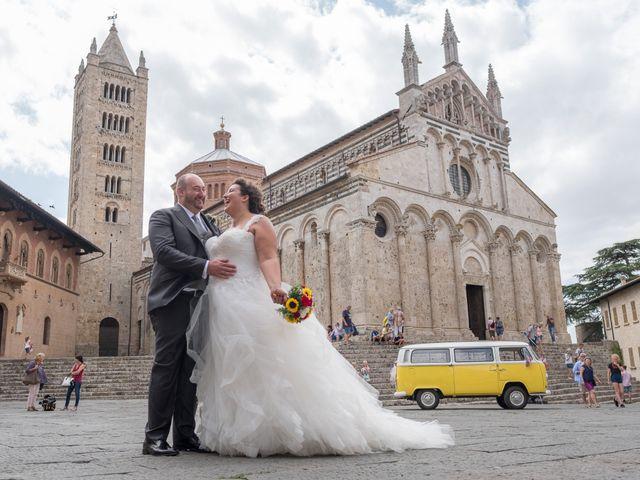 Il matrimonio di Andrea e Chiara a Massa Marittima, Grosseto 13