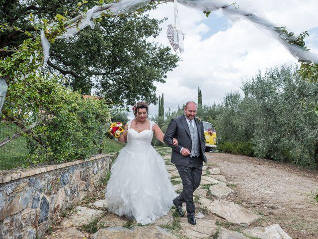 Il matrimonio di Andrea e Chiara a Massa Marittima, Grosseto 17