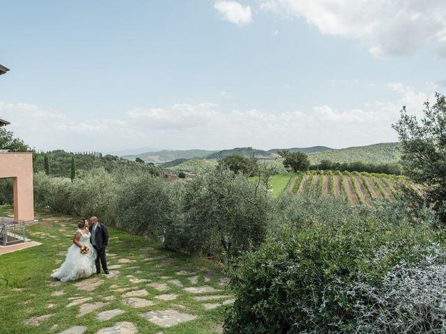 Il matrimonio di Andrea e Chiara a Massa Marittima, Grosseto 19