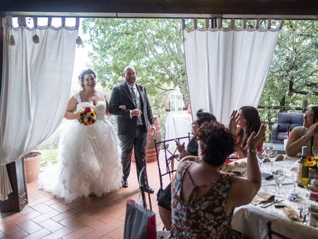 Il matrimonio di Andrea e Chiara a Massa Marittima, Grosseto 20