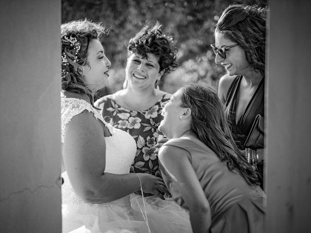 Il matrimonio di Andrea e Chiara a Massa Marittima, Grosseto 25