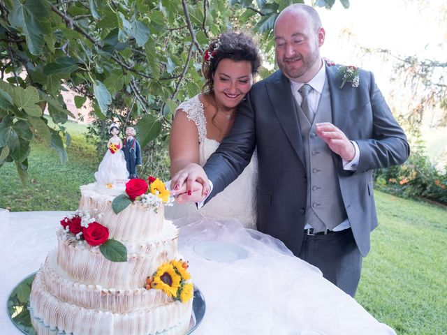 Il matrimonio di Andrea e Chiara a Massa Marittima, Grosseto 26