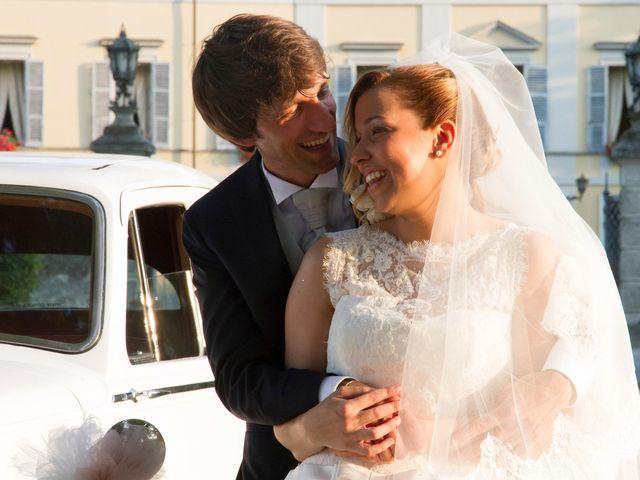 le nozze di Gaia e Francesco