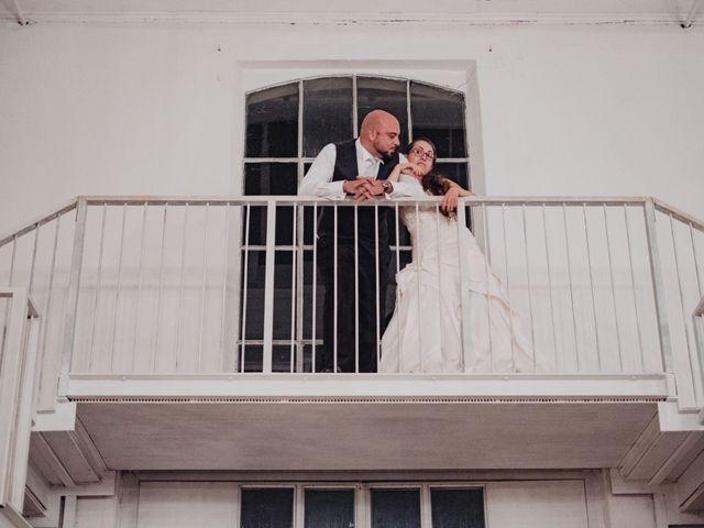 Le nozze di Catia e Jerry