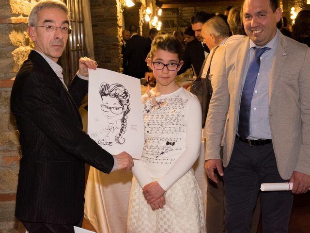 Il matrimonio di Daniele e Annamaria a Brusaporto, Bergamo 23