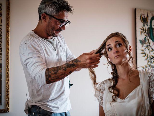 Il matrimonio di Giuliano e Silvia a Viareggio, Lucca 9