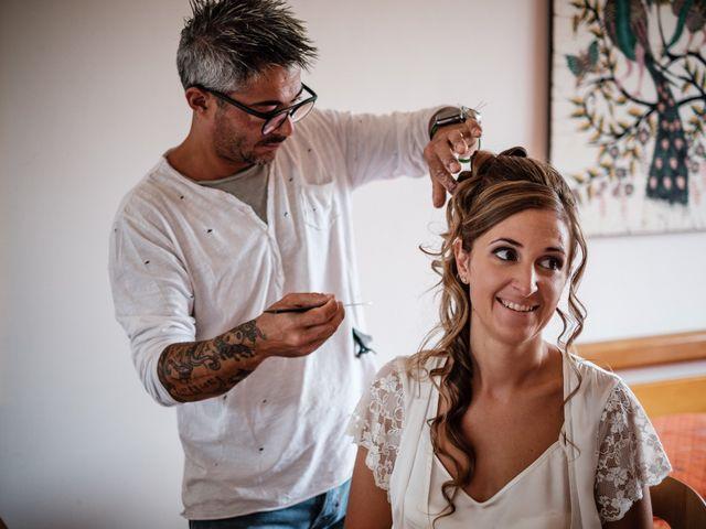 Il matrimonio di Giuliano e Silvia a Viareggio, Lucca 10