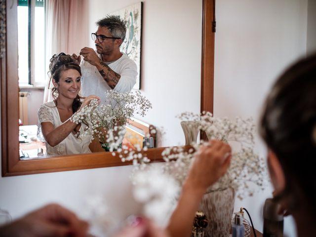 Il matrimonio di Giuliano e Silvia a Viareggio, Lucca 11