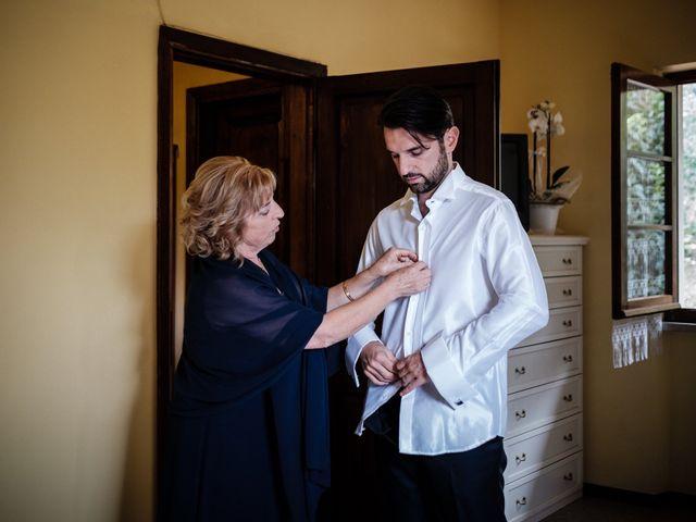 Il matrimonio di Giuliano e Silvia a Viareggio, Lucca 16