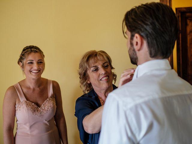 Il matrimonio di Giuliano e Silvia a Viareggio, Lucca 17