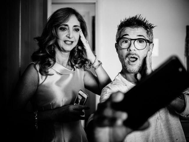 Il matrimonio di Giuliano e Silvia a Viareggio, Lucca 20