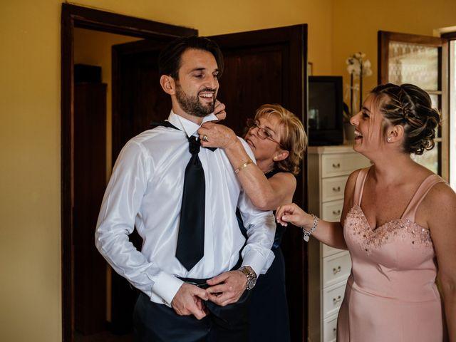 Il matrimonio di Giuliano e Silvia a Viareggio, Lucca 34