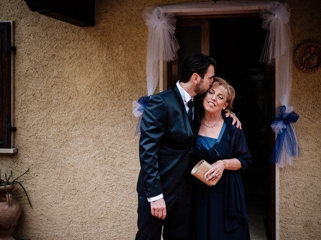 Il matrimonio di Giuliano e Silvia a Viareggio, Lucca 47