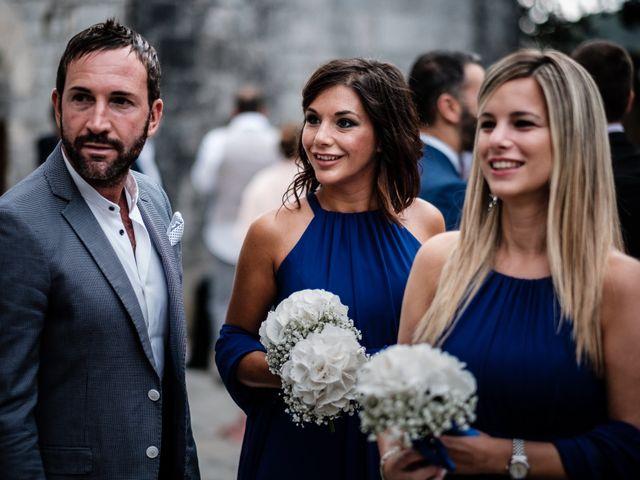 Il matrimonio di Giuliano e Silvia a Viareggio, Lucca 50