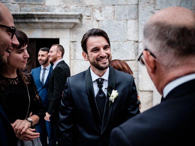 Il matrimonio di Giuliano e Silvia a Viareggio, Lucca 52