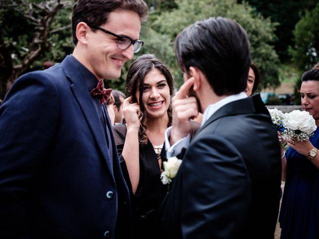 Il matrimonio di Giuliano e Silvia a Viareggio, Lucca 53