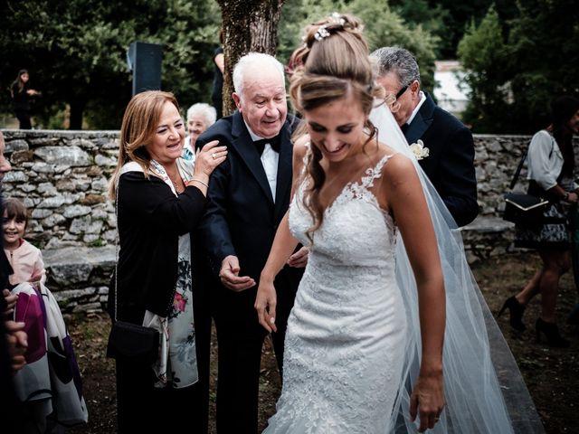 Il matrimonio di Giuliano e Silvia a Viareggio, Lucca 57