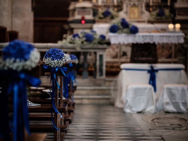 Il matrimonio di Giuliano e Silvia a Viareggio, Lucca 59