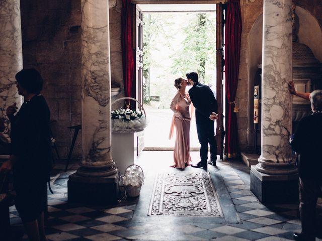Il matrimonio di Giuliano e Silvia a Viareggio, Lucca 60