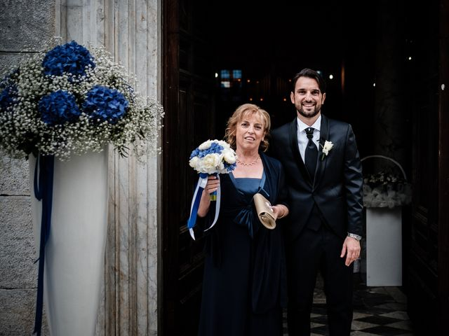 Il matrimonio di Giuliano e Silvia a Viareggio, Lucca 62