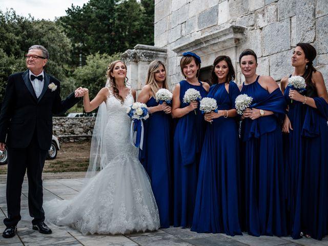 Il matrimonio di Giuliano e Silvia a Viareggio, Lucca 67