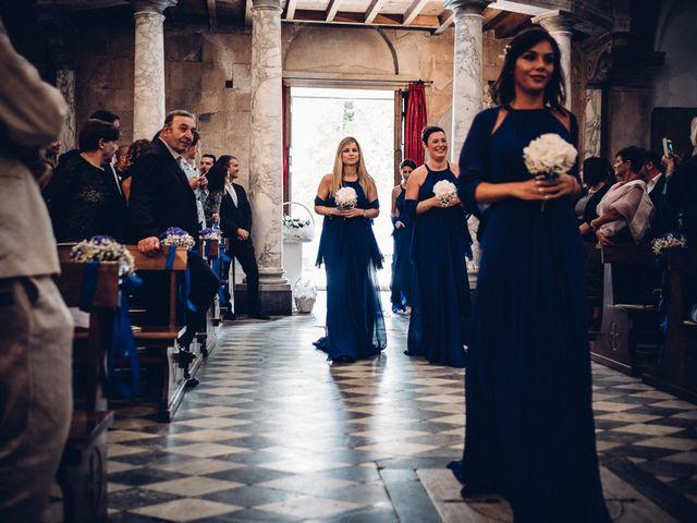 Il matrimonio di Giuliano e Silvia a Viareggio, Lucca 68