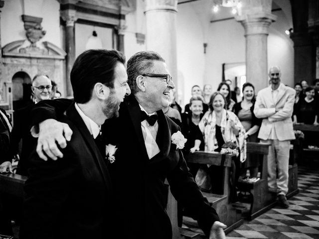 Il matrimonio di Giuliano e Silvia a Viareggio, Lucca 72