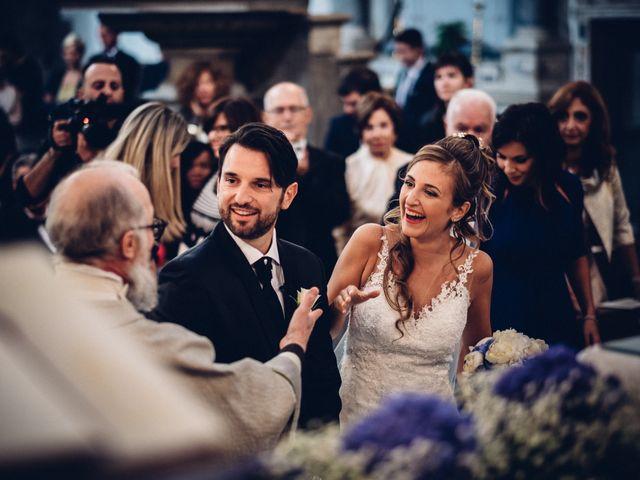 Il matrimonio di Giuliano e Silvia a Viareggio, Lucca 73