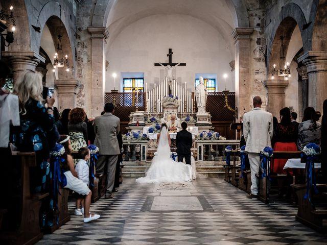 Il matrimonio di Giuliano e Silvia a Viareggio, Lucca 74