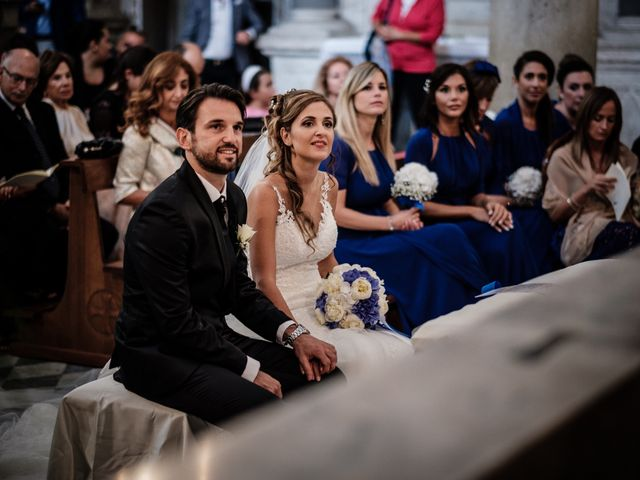 Il matrimonio di Giuliano e Silvia a Viareggio, Lucca 76
