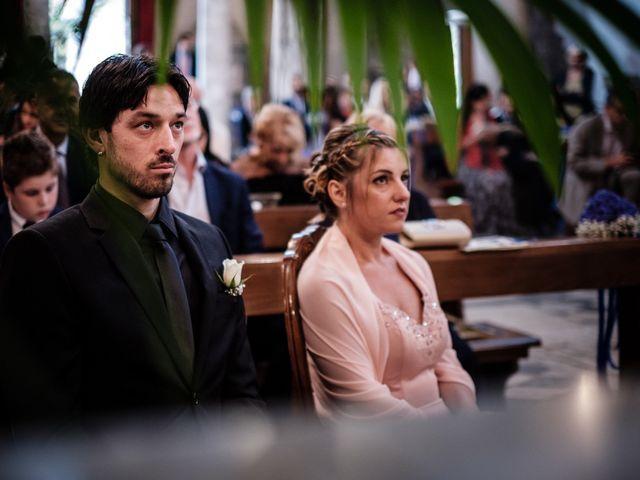 Il matrimonio di Giuliano e Silvia a Viareggio, Lucca 77
