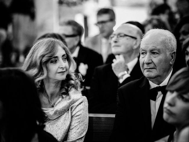 Il matrimonio di Giuliano e Silvia a Viareggio, Lucca 80