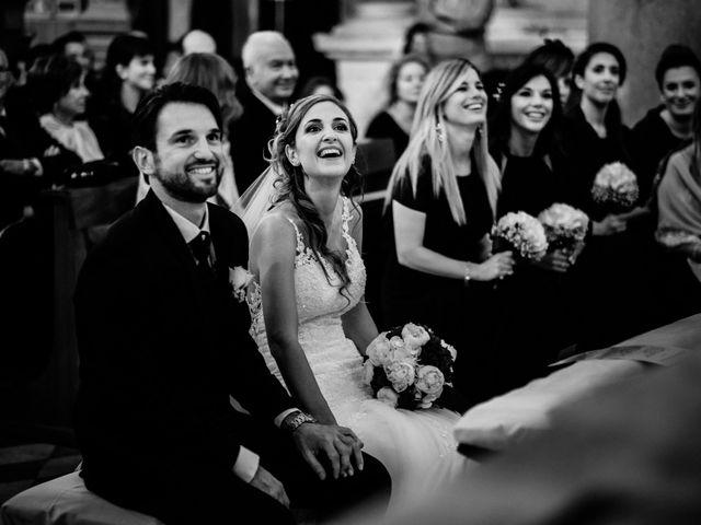 Il matrimonio di Giuliano e Silvia a Viareggio, Lucca 81