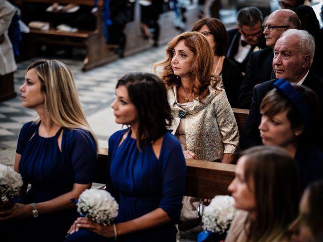 Il matrimonio di Giuliano e Silvia a Viareggio, Lucca 82