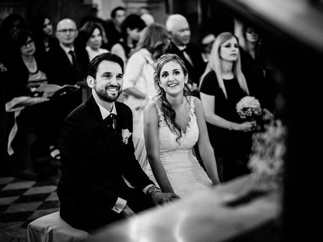 Il matrimonio di Giuliano e Silvia a Viareggio, Lucca 83