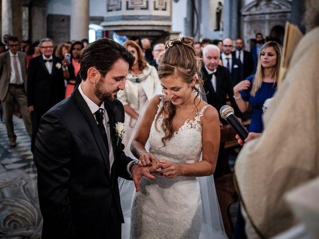 Il matrimonio di Giuliano e Silvia a Viareggio, Lucca 86