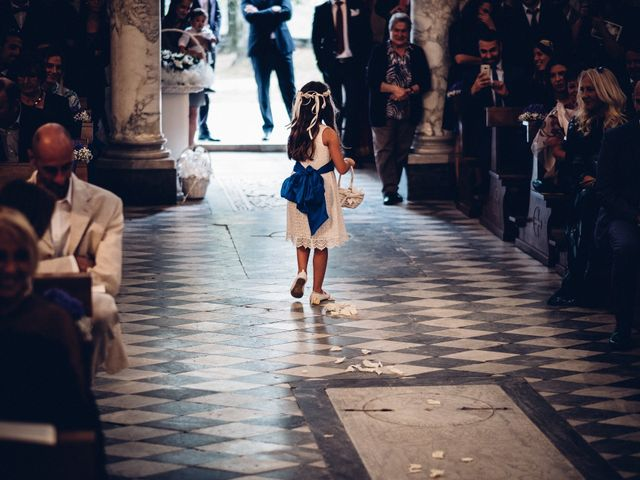 Il matrimonio di Giuliano e Silvia a Viareggio, Lucca 87