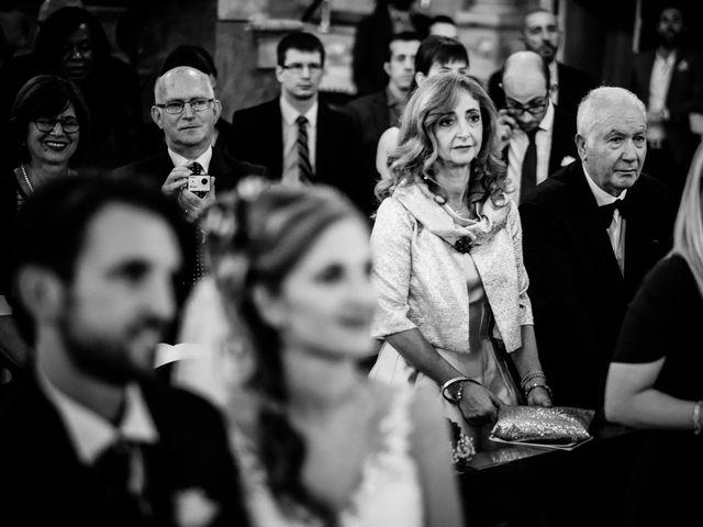 Il matrimonio di Giuliano e Silvia a Viareggio, Lucca 92